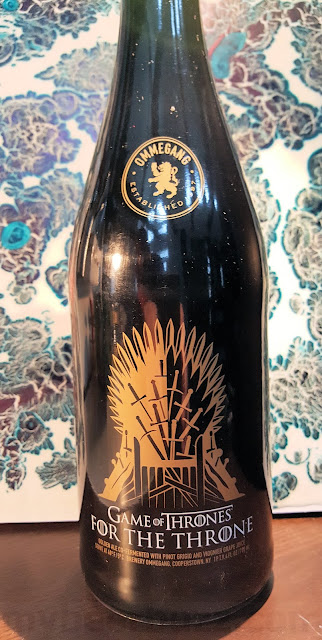 Mybeerbuzz .com Highlights Ommegang Game Of Thrones For The Throne