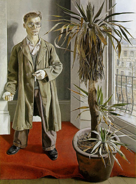 Interior at Paddington (1951) Lucian Freud (British, 1922-2011) Oil on canvas 114.3 x 152.4 cm Walker Art Gallery, Liverpool UK
