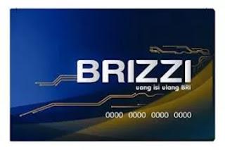 Kartu e-Money Brizzi BRI