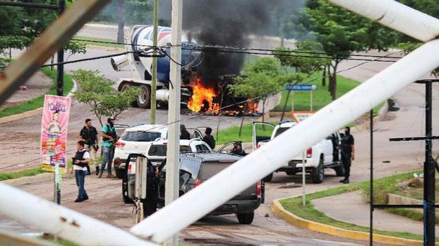 ilustrasi Menyewa Kartel Meksiko untuk Meledakkan Bom
