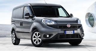 2019 Modèle Fiat Doblo Intérieur et rumeur de prix