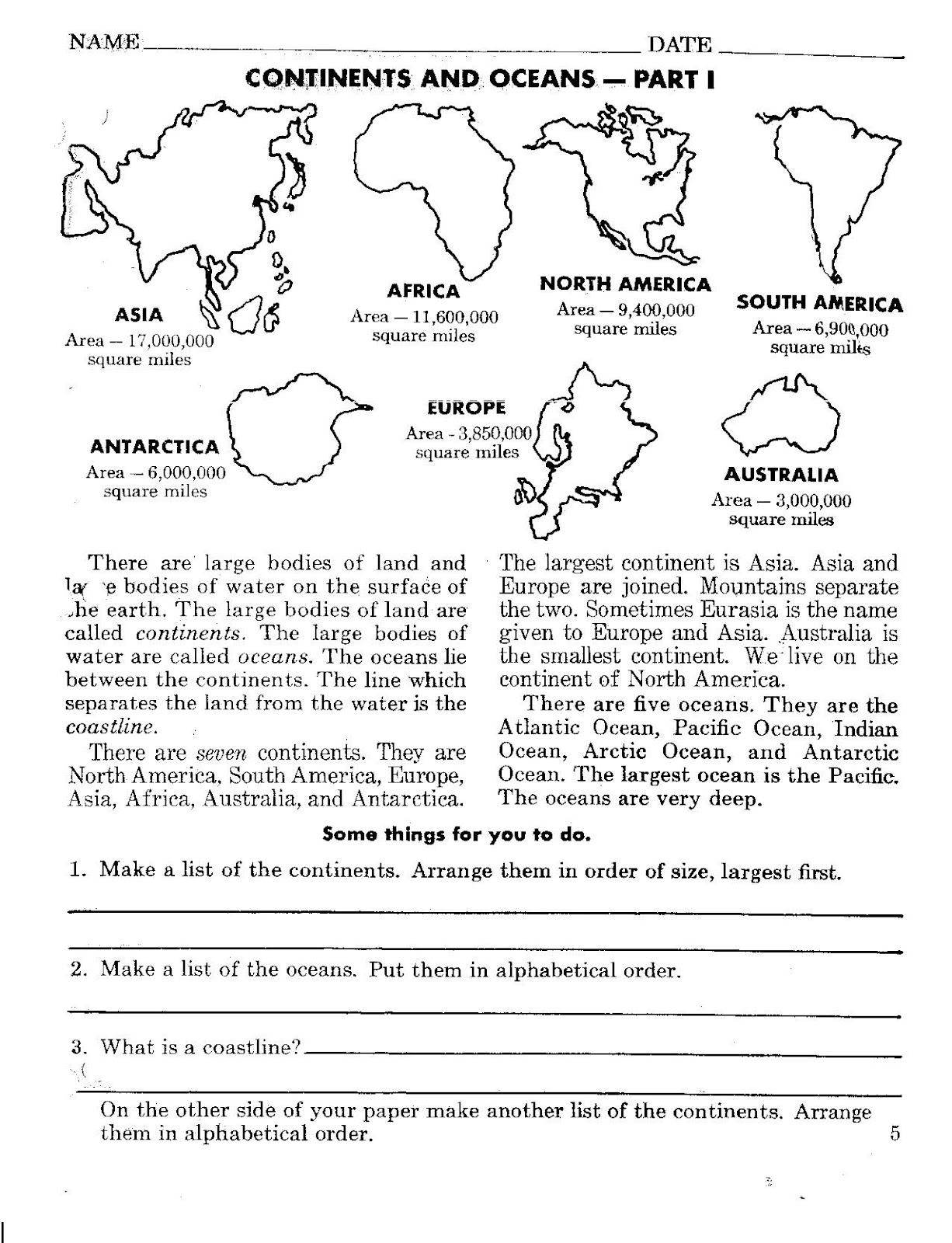 Worksheets Continent Worksheet worksheets continent pureluckrestaurant free 2nd grade printable math mibb patterns within nd coloring pages