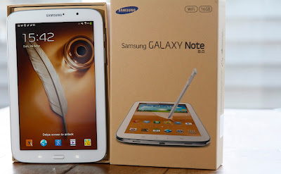 Cara Flash Samsung Galaxy Note 8 GT-N5100