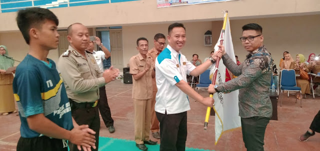 24 Atlet HIMSSI OKI dikirim Kejurnas Lampung
