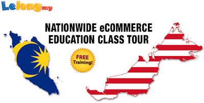 Lelong.my Free 3-Hour eCommerce Education Class in Puchong