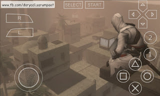 Assassin's Creed Bloodlines PSP Game Review on Android