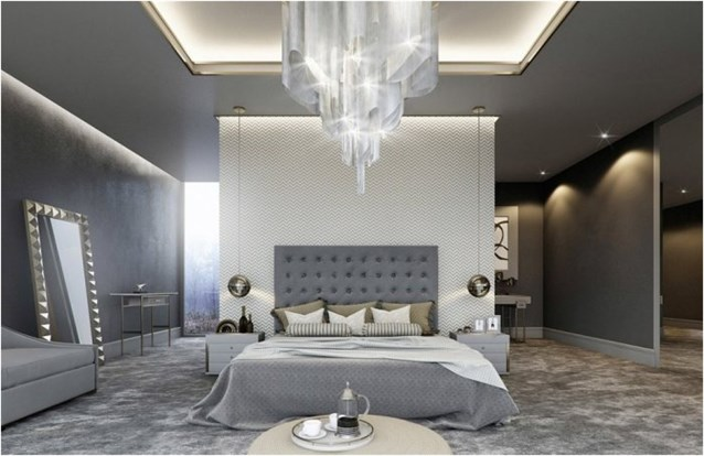Luxurious Modern Bedrooms 8