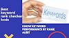 11 best SEO keyword rank checker tools to audit site progress-Best SEO Idea