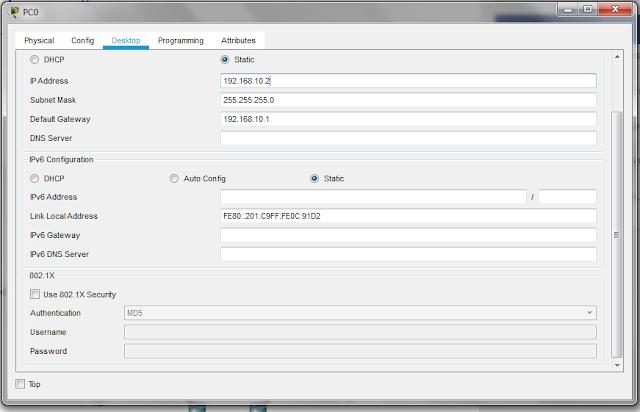 Cara Membuat Jaringan WAN Menggunakan Cisco Packet Tracer,