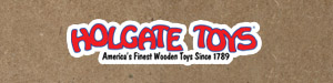 Free Shipping over $50 at Holgate Toys.