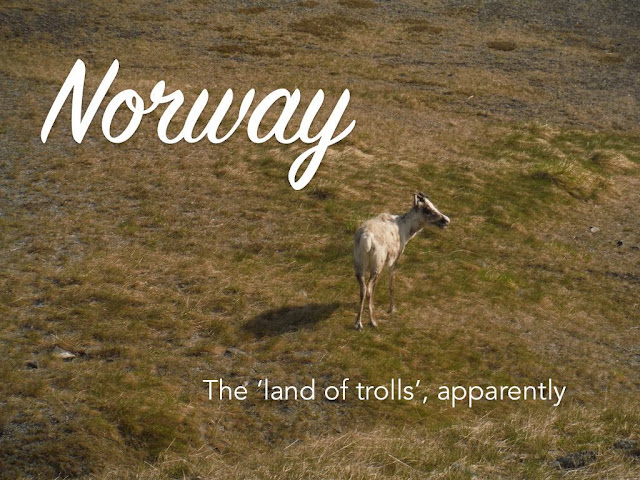 Norway: The land of trolls