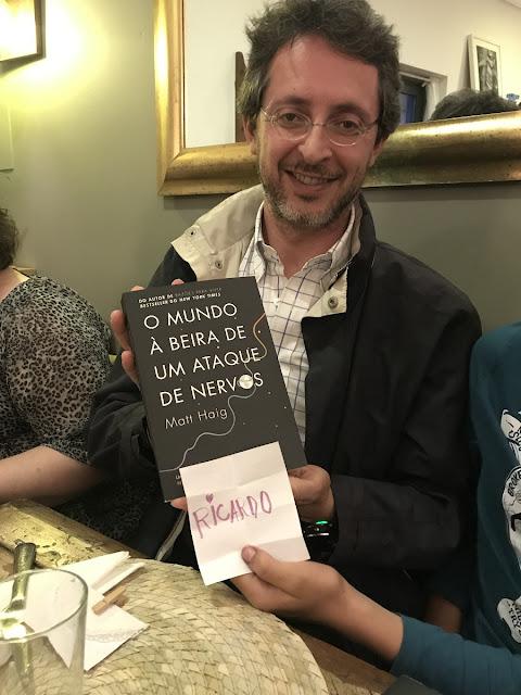 Um mundo à beira de um ataque de nervos - Matt Haig - Porto Editora