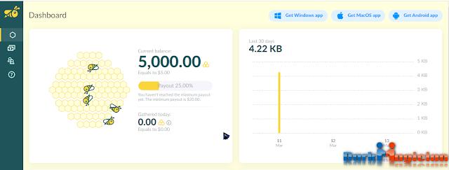 Honeygain থেকে মাসে ২০ ডলার+ আয় করুন সব থেকে সহজ উপায়ে শুধু মাত্র Wifi ব্যবহারকারীদের জন্য 33