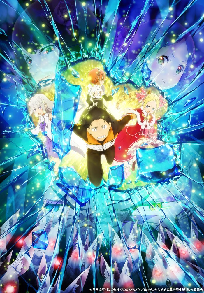 Re:Zero kara Hajimeru Isekai Seikatsu 2, część 2