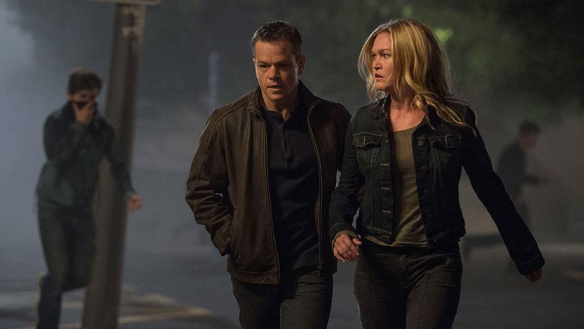 Fotograma: Jason Bourne (2016)