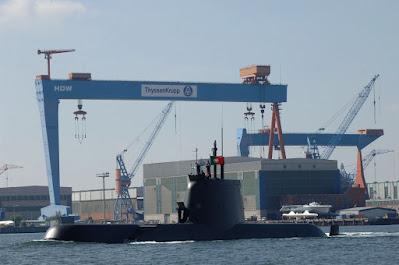 U-Boot-Klasse 214
