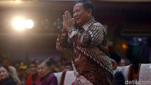 Andre Rosiade: Prabowo Jadi Teladan Membuat Indonesia Makin Guyub