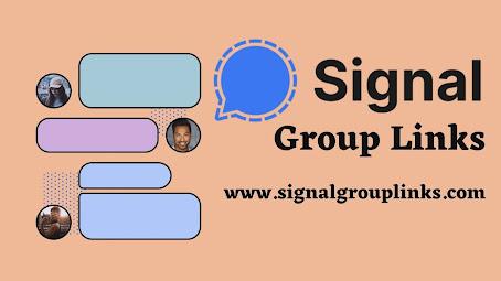 Signal Group Links