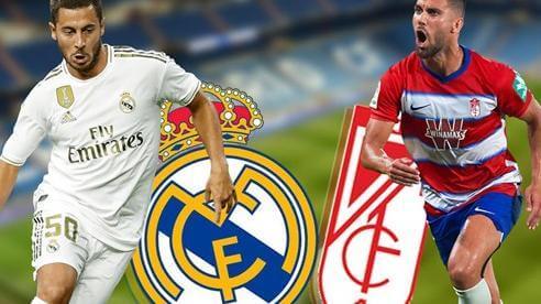 مشاهدة مباراة ريال مدريد وغرناطة بث مباشر اليوم 05-10-2019 في الدوري الاسباني