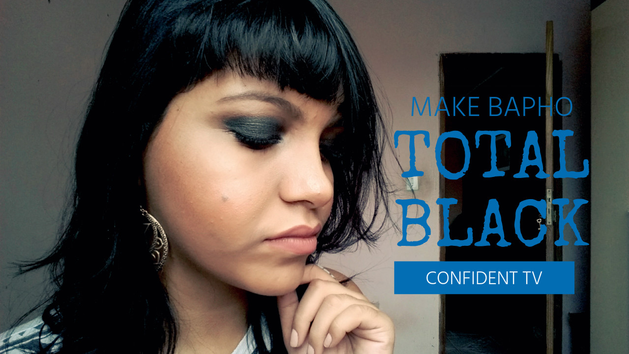 MAKE TOTAL BLACK | BLOG CONFIDENT