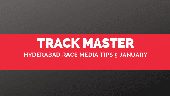 Hyderabad Race Media Tips 5 January
