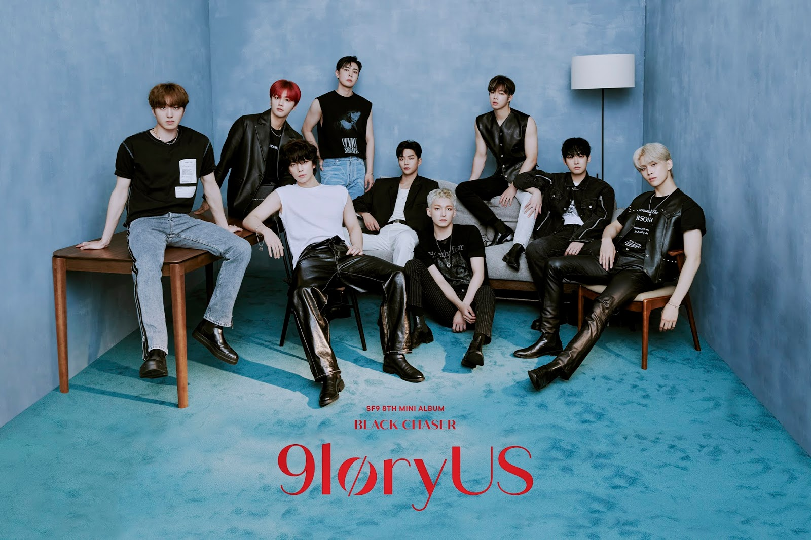 SF9 9loryUS 8th Mini Album