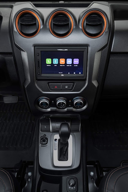 Troller TX4 2020 automático: fotos, preços e especificações