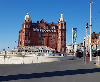 The Metropole Hotel in Blackpool