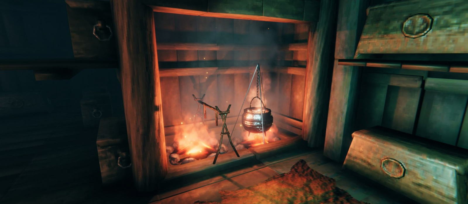 How to Get New Food Recipes in Valheim: Hearth & Home - Onion Soup, Glazed Ice Cream, Wolf Skewer & More