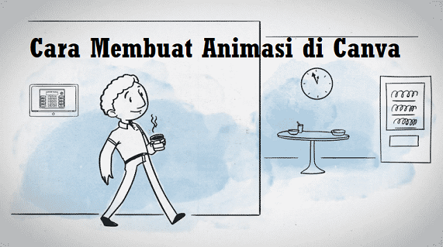Cara Membuat Animasi di Canva