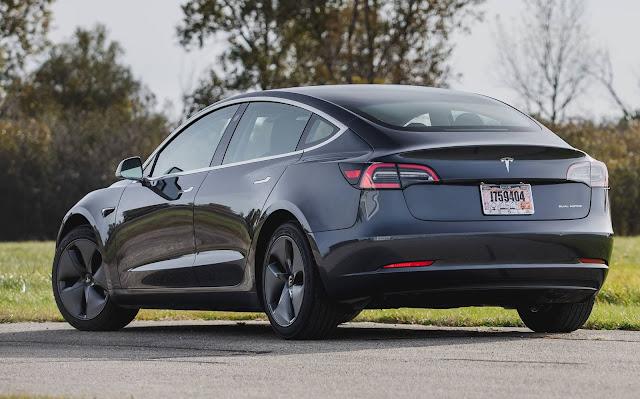 Tesla Model 3 x Volkswagen ID3