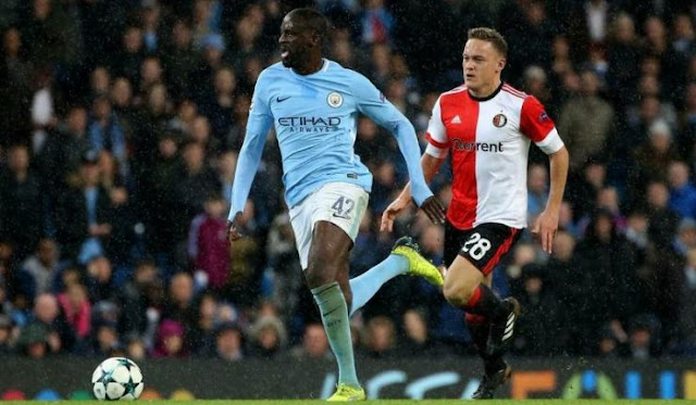 Yaya Toure Content With Role At Manchester City
