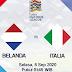 Live Streaming Belanda Vs Italia di UEFA Nations League di Mola TV
