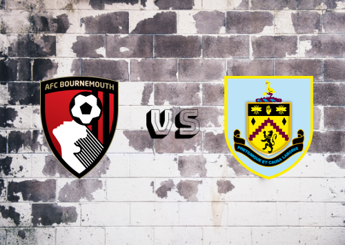 AFC Bournemouth vs Burnley  Resumen