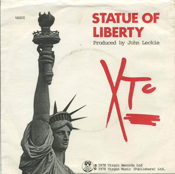 XTC - Statue of Liberty