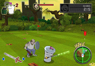 Aqua Teen Hunger Force Zombie Ninja Pro-Am (PS2) 2007