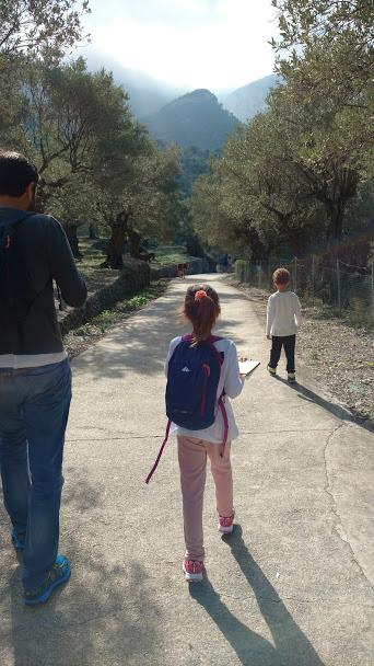 Excursión Sa Foradada (Mallorca)