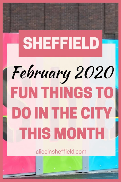 Sheffield this weekend: February 2020