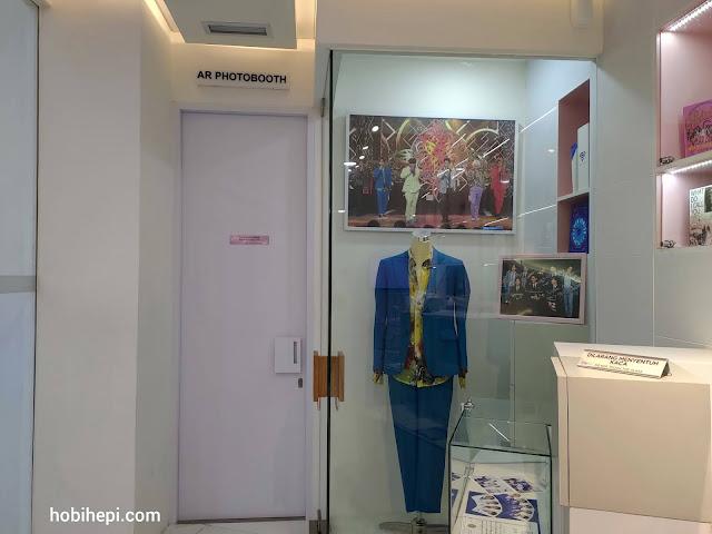 kostum suju SM Entertainment Indonesia