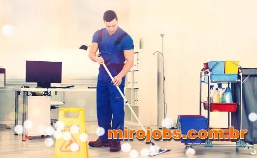 Vagas de emprego Serviços Gerais Curitiba