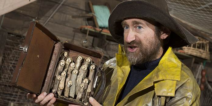 Spirits of the Sea at the National Glass Centre | Win a Family Ticket for February Half Term