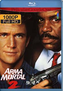 Arma Mortal 2 [1989] [1080p BRrip] [Latino-Inglés] [GoogleDrive] LaChapelHD