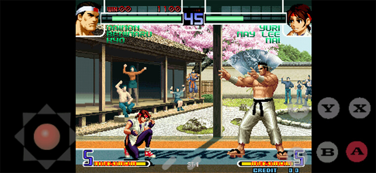 The King of Fighters 2002 android