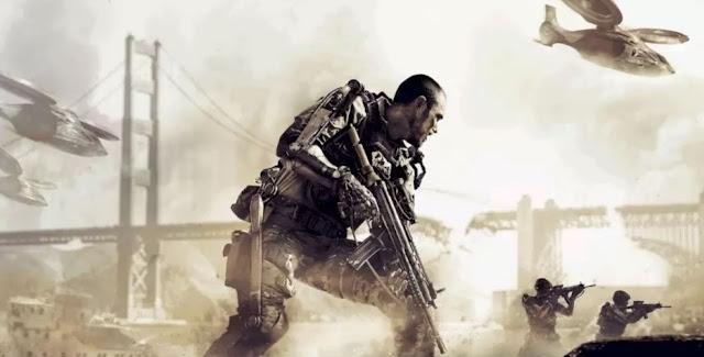 متطلبات النظام لتشغيل Call Of Duty Advanced Warfare