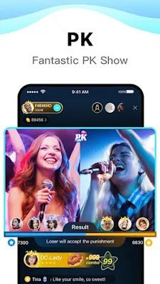 Screenshot BIGO LIVE