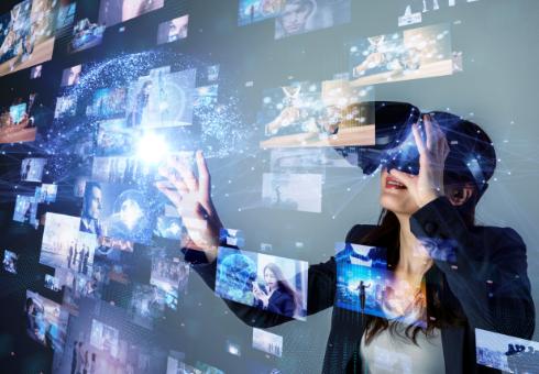 Three uses of virtual reality, virtual reality