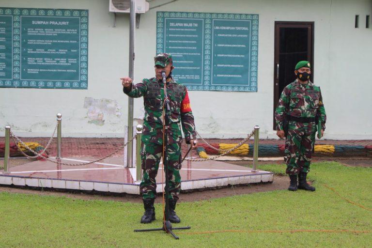 Polres Labuhanbatu dan Kodim 0209/LB Menerjukan Personil Berskala Besar Untuk Pengamanan PSU