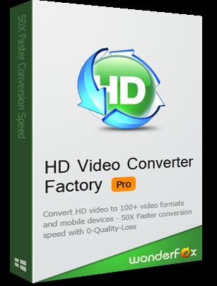 WonderFox HD Video Converter Factory Pro, review