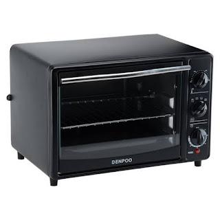 merk oven listrik yang bagus denpoo DEO 18T