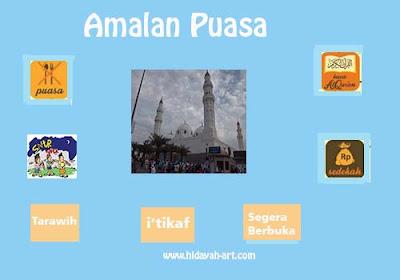 Amalan Puasa